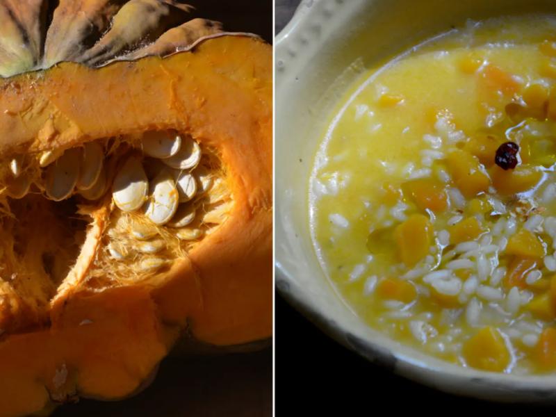Pumpkin Disco Soup Recipe